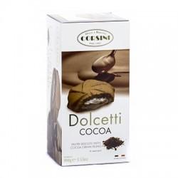 """Corsini печенье """"Дольчетти"""" с какао, 100 гр"""