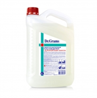 Универсальный моющий гель-концентрат с дезинфицирующим эффектом, 5л