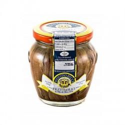 Recca филе анчоусов в оливковом масле (43%), 200 гр