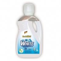 """Dr.Frash """"WHITE"""" концентрированный гель для стирки светлого и белого белья 1500 ml, 30 стирок"""
