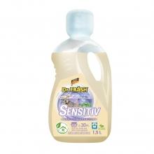 """Dr.FRASH """"Sensitiv"""" Концентрированный гель для бережной стирки детского белья 1500 ml, 30 стирок"""