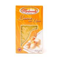 """Le Mantovanelle макароны яичные """"Лазанья"""", 500 гр"""