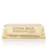 Venchi молочный шоколад в слитке Gold Edition, 190 гр