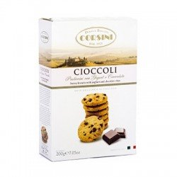 "Corsini печенье ""Чиокколи"", 200 гр"