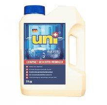 UNIPLUS Порошок моющий для посудомоечных машин  (тройное действие) 3 кг