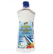 Dr.Frash Парфюмированная вода для всех типов утюгов с ароматом грейпфрута 1000ml