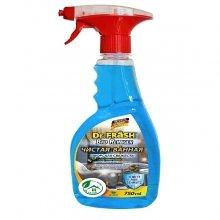 """Dr.Frash Чистящее средство для ванной """"Чистая ванна Морская Свежесть"""" 750ml"""